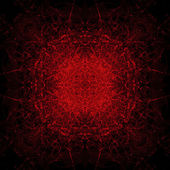 Red Satanic Background Tile — Stock Photo