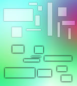 Abstract background with copyspace — Stock Photo