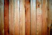 Wooden fence background — Stockfoto