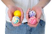 Bouncy balls — Stock Photo