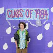 Class of 1984 Graduation — Stock Photo