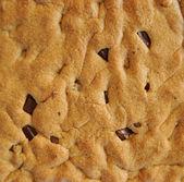 Uncut Cookie texture — Stock Photo