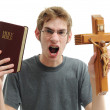 Bible Thumper — Stock Photo #4630601