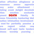 Royalty-Free Stock Photo: Death