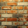 Brick wall background texture — Stock Photo #4631131