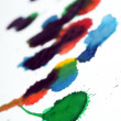 Stock Photo: Abstract Paint Water Color Art