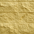 Yellow Brick Wall — Stock Photo #4638890