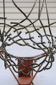 Basket ball hoop — Foto de Stock