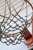 Basketball hoop — Stockfoto