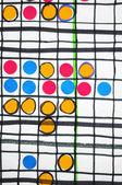 Abstract Spots — Stock Photo