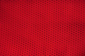 Red Jersey texture — Stock Photo