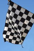 Racing Flag — Foto de Stock