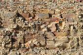 Rocky Sandstone Texture — Stock Photo