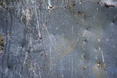 Scratched Gray Metal Grunge Texture — Stock Photo