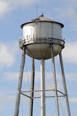 Water Tower — Stockfoto