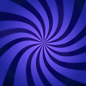 Deep Purple Burst Twist — Stock Photo