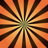 Brown Orange Burst — Stock Photo