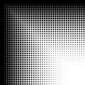 Abstract Halftone Grid Design — Stock Photo