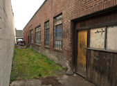 Alley Way — Stock Photo