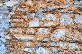 Textura de la pared de ladrillo colorido — Foto de Stock
