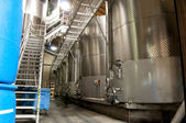 Wine Vats — Stock Photo