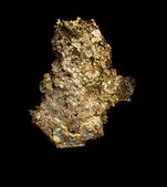 Large Gold Nugget — Stock Photo