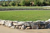 Modern Amphitheater — Stock Photo
