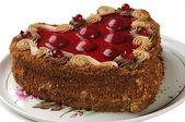Cherry pie — Stock Photo