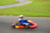 Rennfahrer — Zdjęcie stockowe