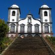 Kirche in Monte - Madeira - Stock Photo