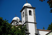 Kirche in Monte - Madeira — Stock Photo