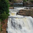 "Wasserfall in ""Ausable Chasm"" - USA — Stock Photo #4678097"