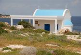 Kirche bei Agia Napa, Zypern — Stock Photo