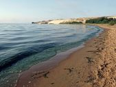 Curonian lagoon — Stock Photo