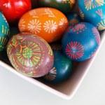 Easter eggs — Stock Photo #4882353