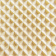 Waffle background - Stock Photo