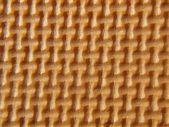 Orange polystyrene foam texture — Stock Photo