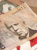 阿根廷钱条例草案 — 图库照片