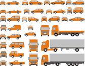 Pojazd — Wektor stockowy