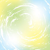Vector fondo abstracto con blanco remolino — Vector de stock