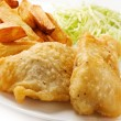 Fish And Chips — Stock Photo #5030904