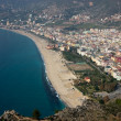 Alanya Strand - Stock Photo