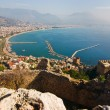 Hafen Alanya - Stock Photo