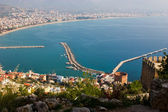 Alanya Hafen — Stock Photo