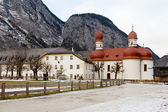 St. Bartholomew's Church — Foto Stock