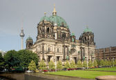 Berlin cathedral 2 — Stock Photo