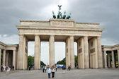 Brandenburg Gate Berlin — Stock Photo