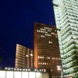 Stock Photo: Hochhaus am Potsdamer Platz 2