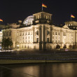 Reichstagsrückseite — Stock Photo #4706839
