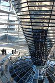 Reichstagskuppel 06 — Stock Photo